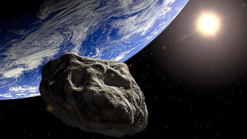 Asteroide de tamanho gigantesco passa perto da terra