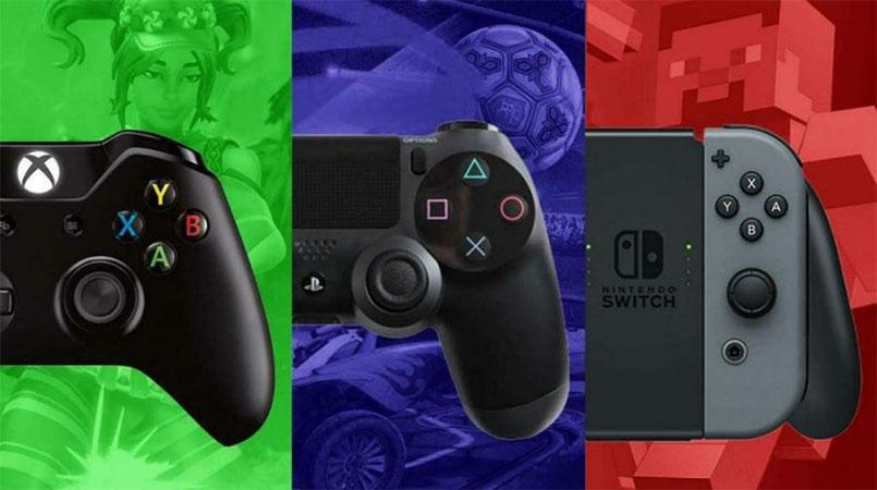 Estados Unidos teve um aumento de 163% na venda de consoles em Abril