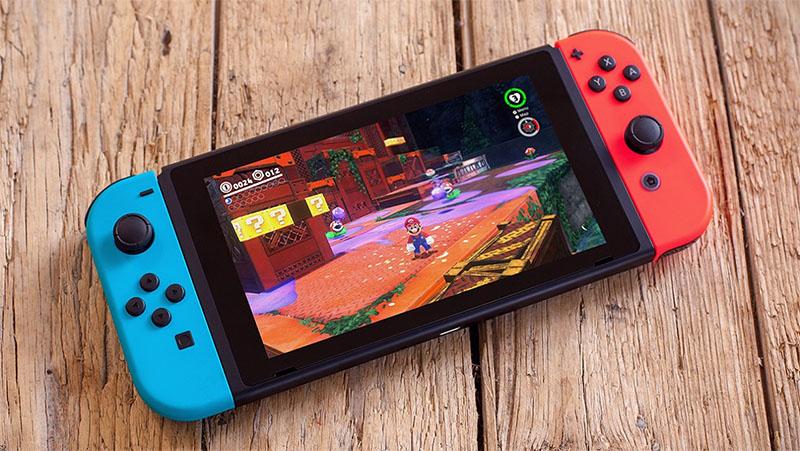 Nintendo Switch ganha nova atualização de firmware versão 10.0.3