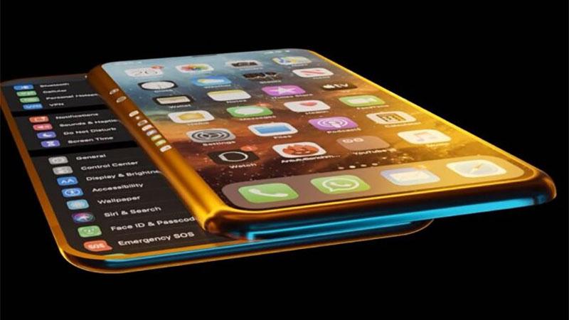 iPhone aparece em vídeo conceitual com segunda tela deslizante