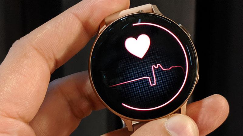 Futuros Galaxy Watch terá recurso de eletrocardiograma