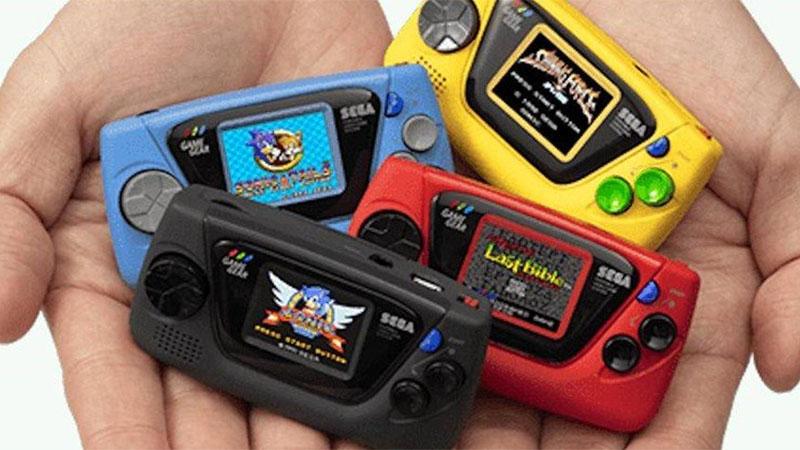 Game Gear Micro é o novo console portátil lançado pela Sega
