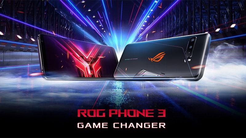 Asus lança ROG Phone 3 com 16 GB de Ram e muito mais