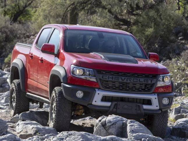 Chevrolet S10 2021 pode ganhar nova grade frontal