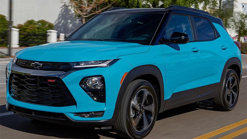 Conheça o Chevrolet Trailblazer 2021