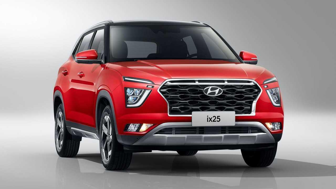 Hyundai Creta 2021 terá novo visual