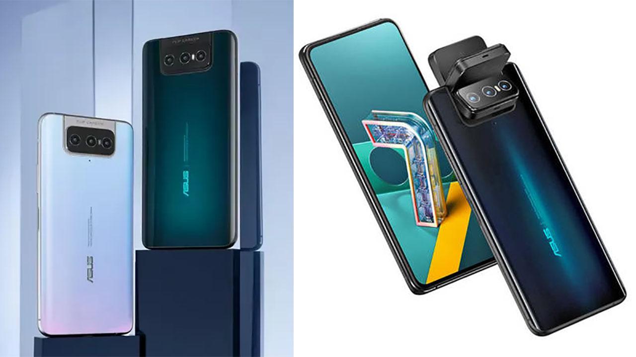 Asus lança Zenfone 7 e 7 Pro com tela AMOLED e câmera tripla giratória