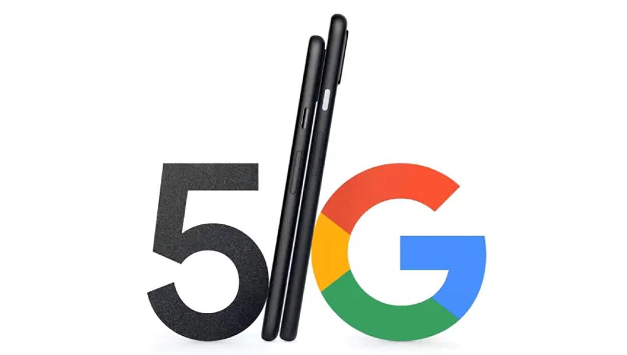 Google Pixel 5 e Pixel 4a 5G estão a caminho