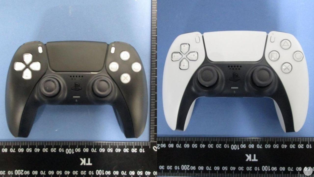 Imagens reais do controle DualSense em cor preta vaza na internet