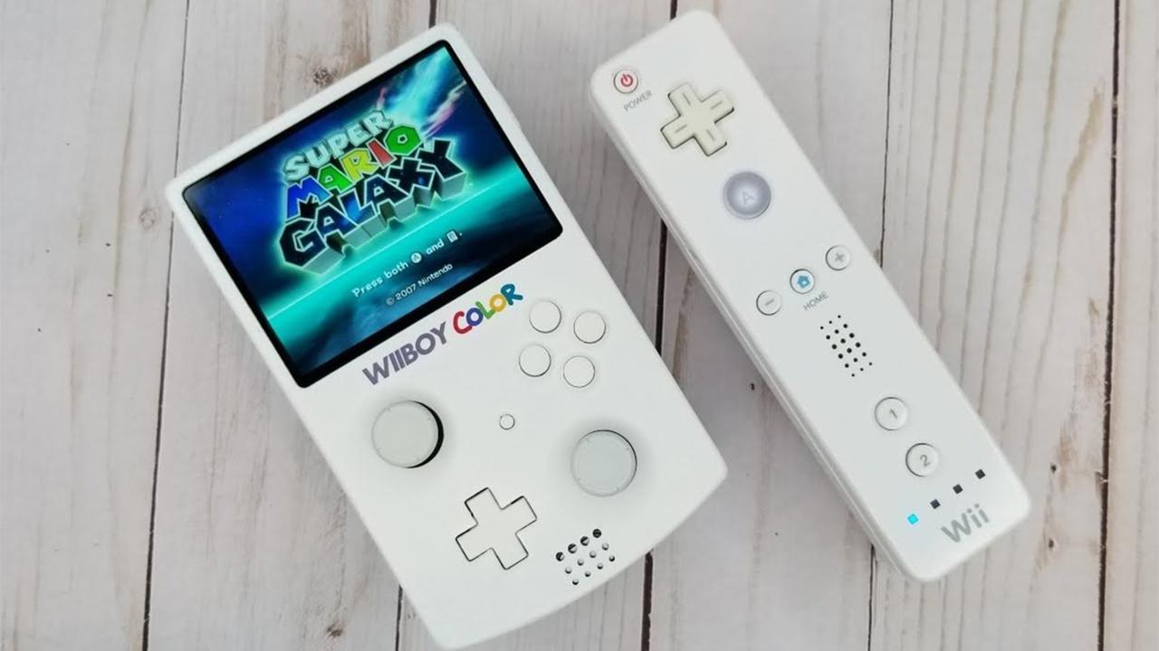 Veja o Wii transformado em um GameBoy