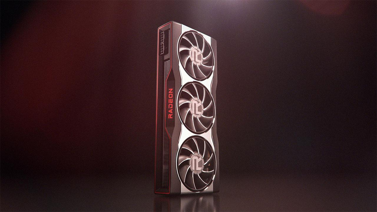 AMD apresenta imagem da Radeon RX 6000