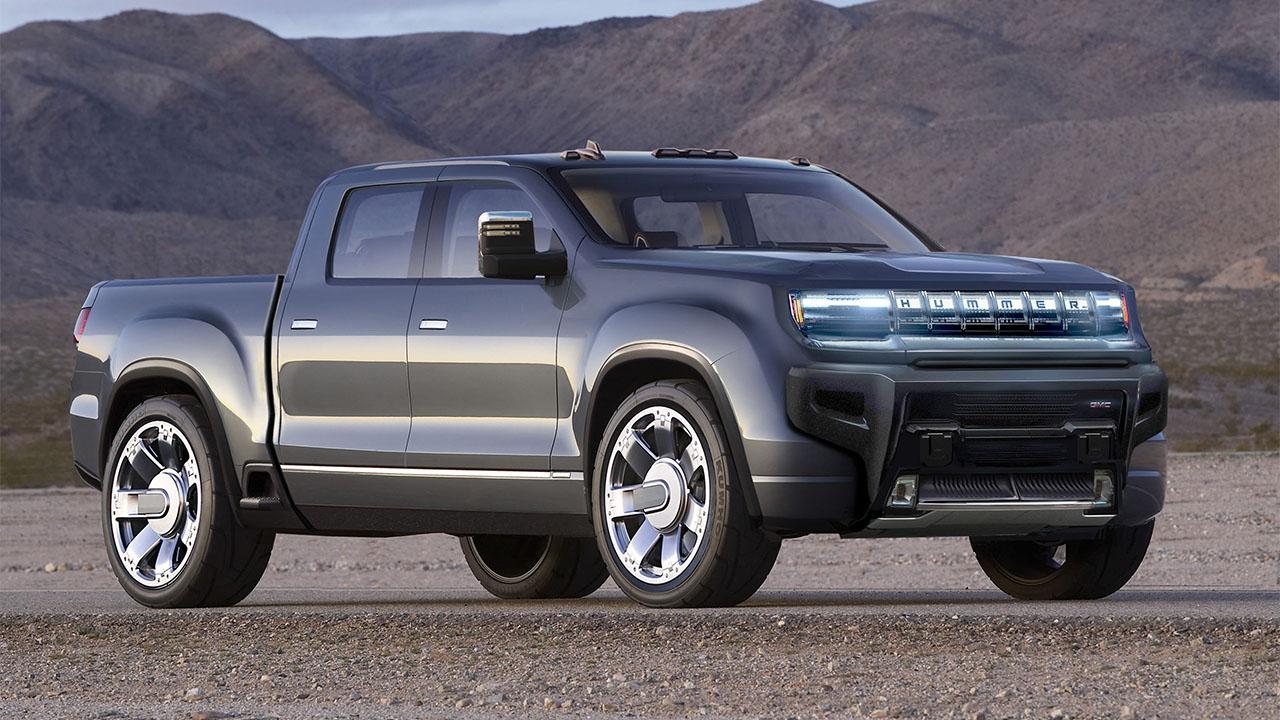 GM deve fazer apresentação completa da caminhonete elétrica GMC Hummer EV em 20 de outubro