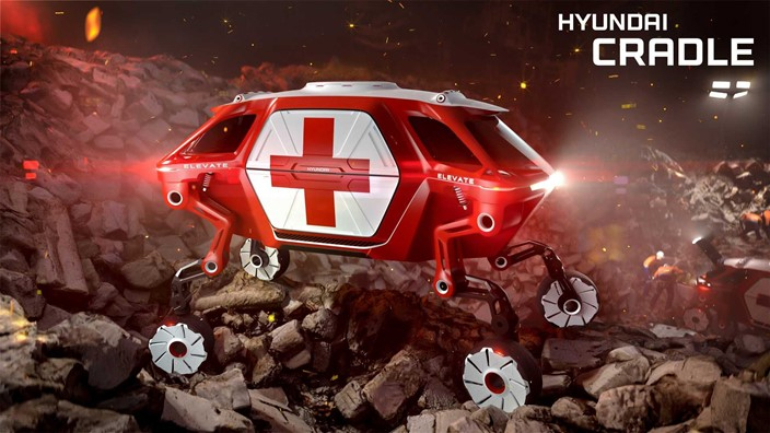 Hyundai quer criar carros que se transformam