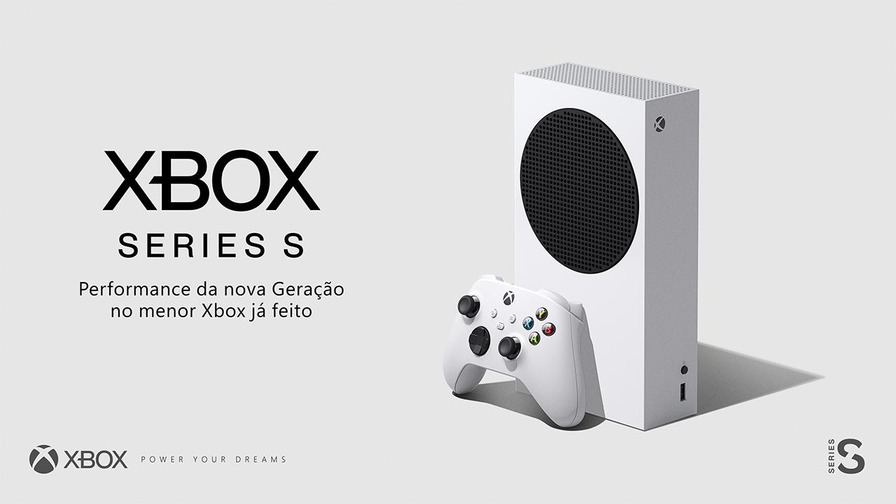 Microsoft confirma chegada do Xbox Series S