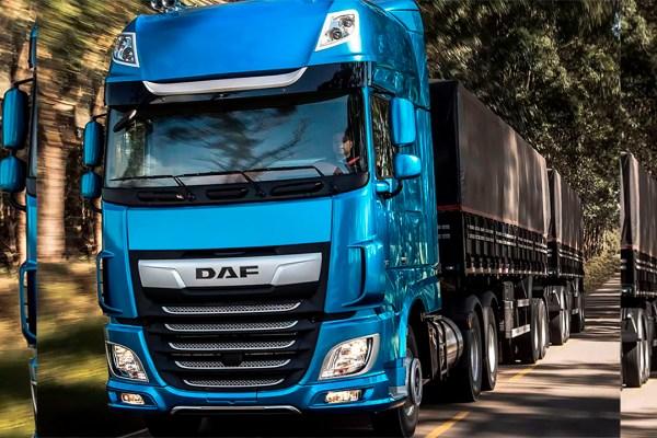 Novo DAF XF é eficiente em todos os quesitos