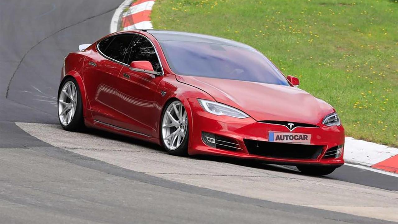 Performance impressionante, Model S Plaid da Tesla faz 830 km com apenas uma única carga