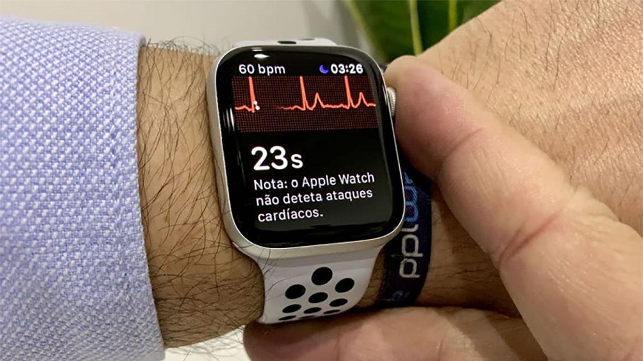Próximo smartwatch da Apple pode vir com monitoramento de asma e Glicose