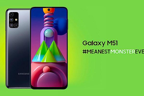 Samsung Galaxy M51 está a caminho do Brasil e já está listado na Anatel