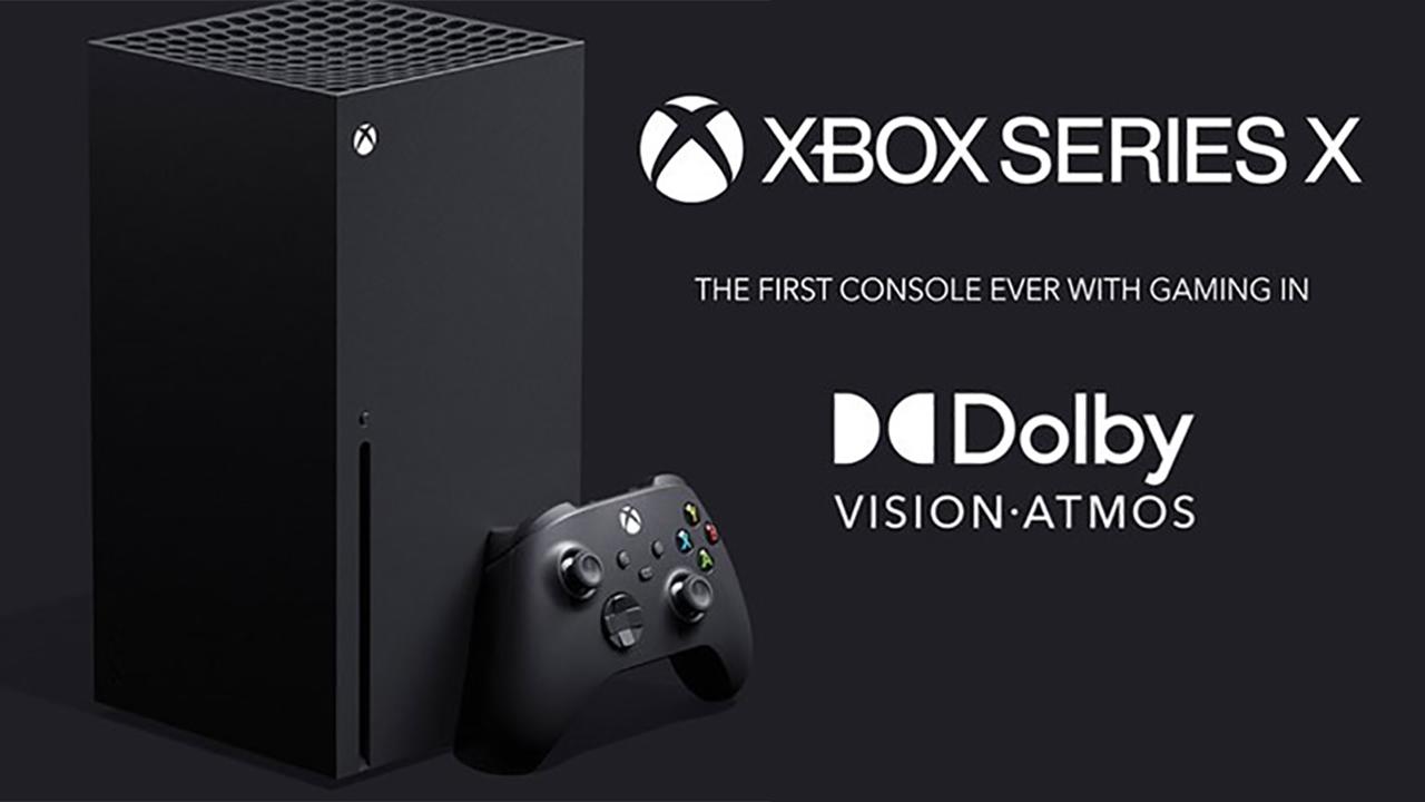 Xbox Series X e S serão os primeiros consoles do mundo a contar com tecnologia Dolby Atmos e Dolby Vision