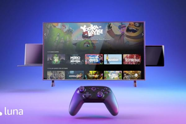 Amazom apresenta oficialmente Luna, seu serviço de streaming de jogos