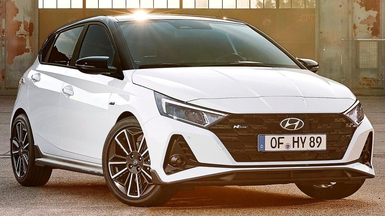 Esse é o novo Hyundai i20 N Line