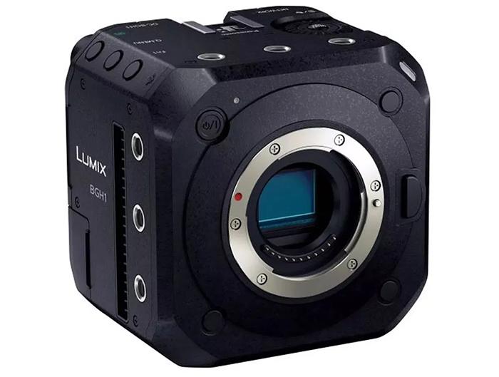 Panasonic lança câmera Lumix BGH1 sem espelho