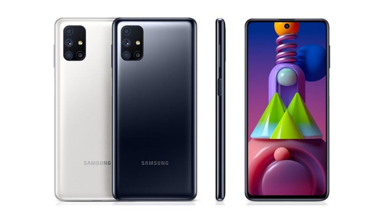 Galaxy M21s chega ao Brasil com bateria de 6.000 mAh e M51 com potente bateria de 7.000 mAh