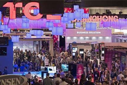LG Electronics presente al Keynote del CES 2019