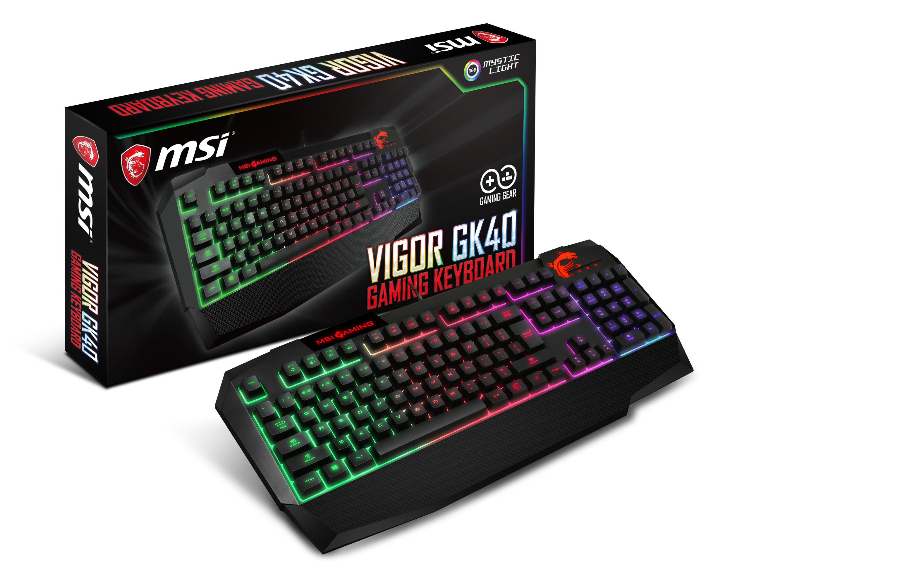 Nuove periferiche gaming da MSI