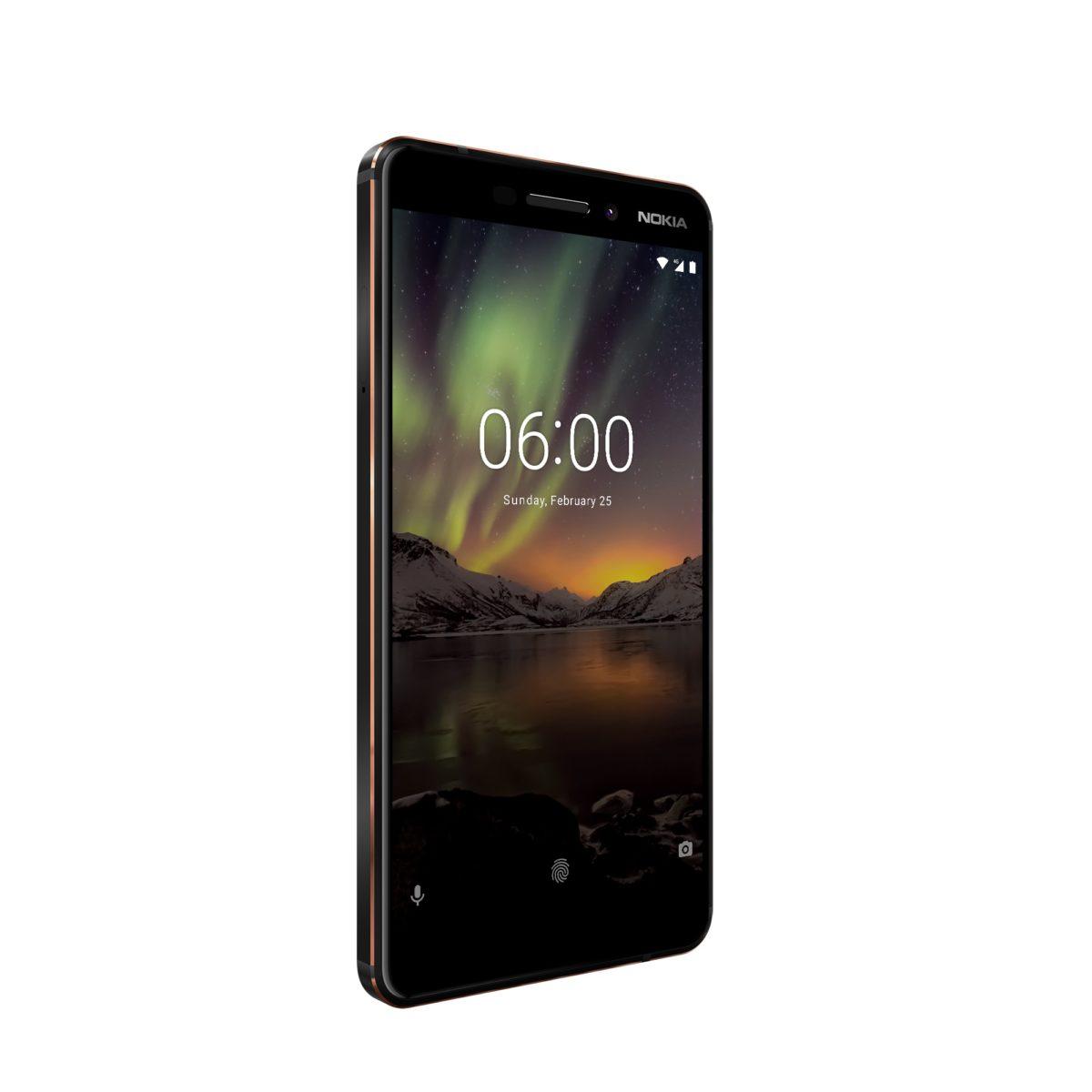 Nokia 6.1 con Google Home Mini in esclusiva