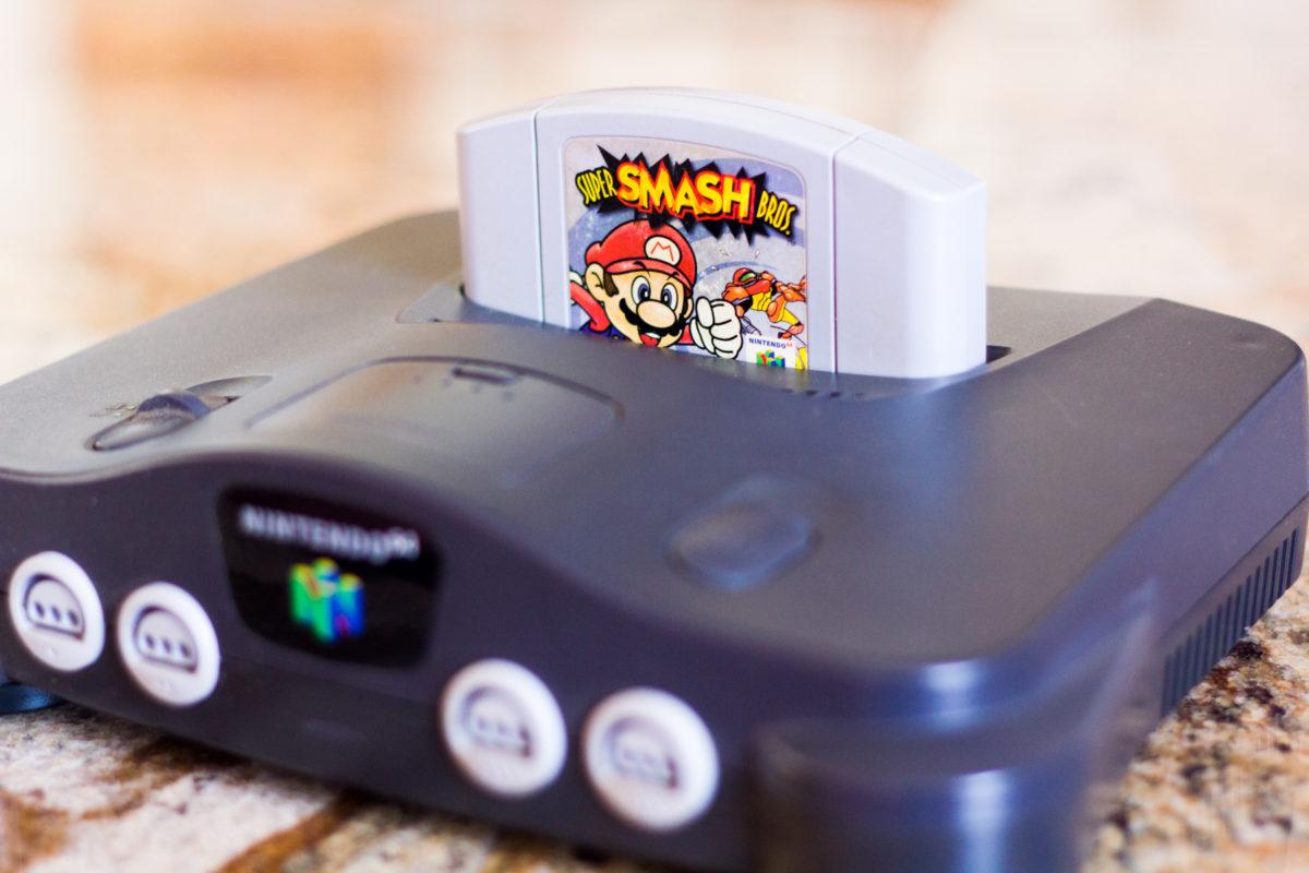 In arrivo il Nintendo64 Classic Mini?