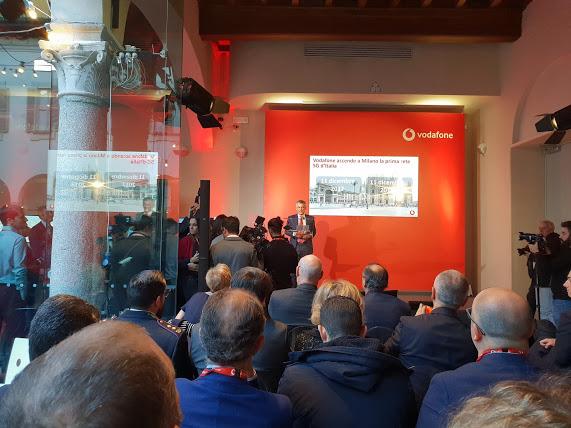 Vodafone 5G: i progetti presentati a istituzioni e cittadini