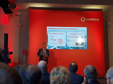 "Vodafone: il bando per startup ""Action for 5G"", 5G Hackaton e 5G Open Lab"