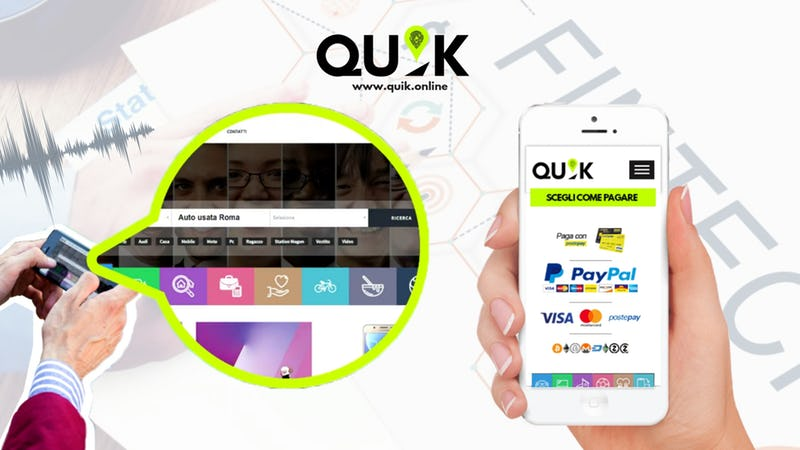 PostepayCrowd 2.0, un social network dedicato agli acquisti: Quik si affida al crowdfunding