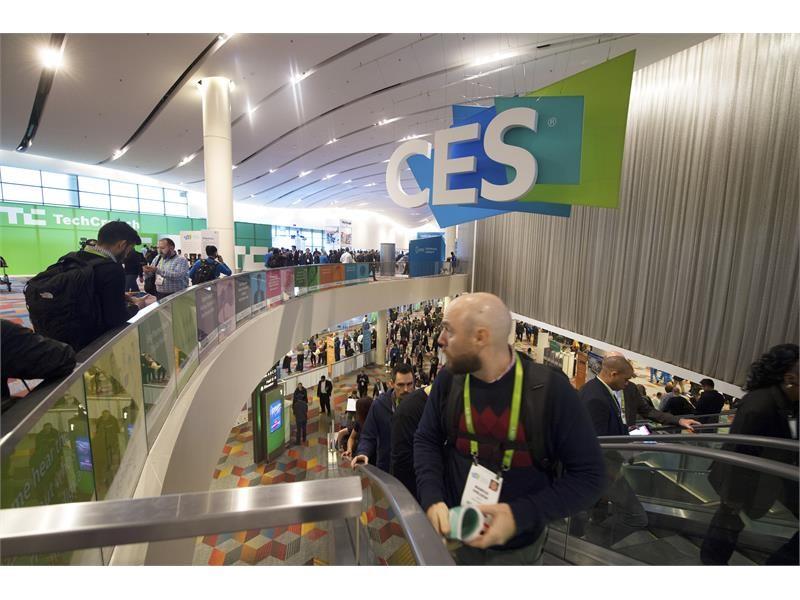 Al CES 2020 il keynote di Hyun-Suk Kim, Presidente e CEO della Consumer Electronics Division di Samsung Electronics