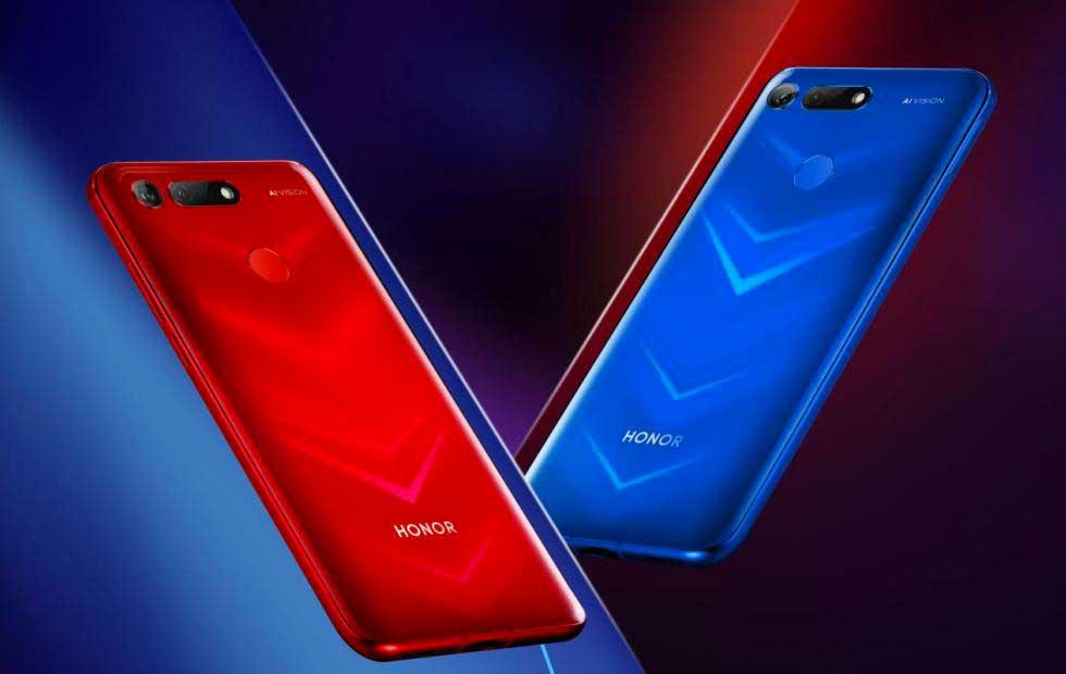 Ecco Honor View 20, tre colori e un prezzo da top di gamma per il nuovo smartphone