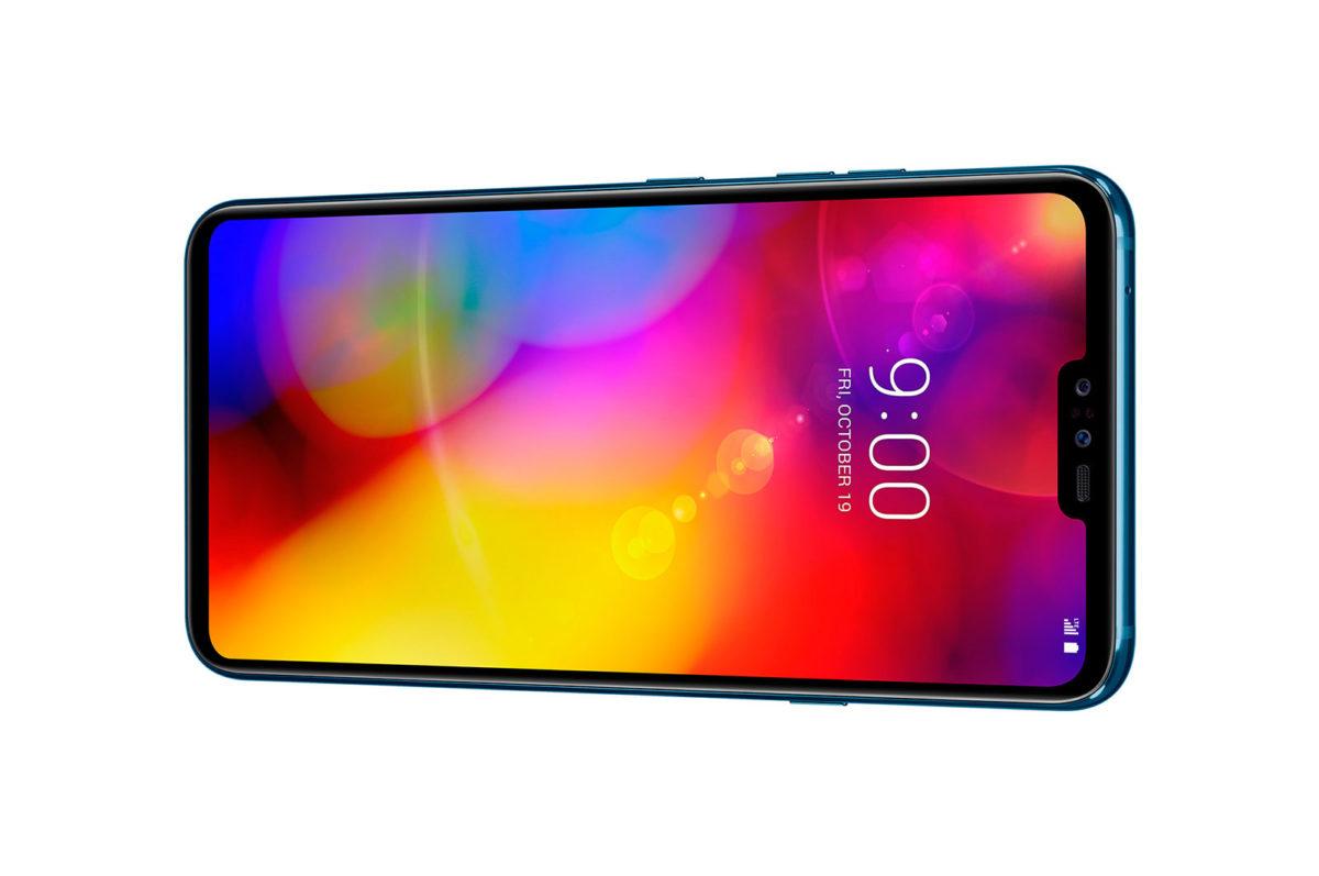 LG annuncia l'arrivo in Italia di LG V40ThinQ