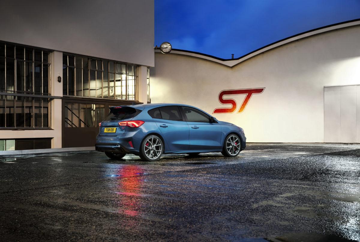 Nuova Ford Focus ST: le performance prima di tutto