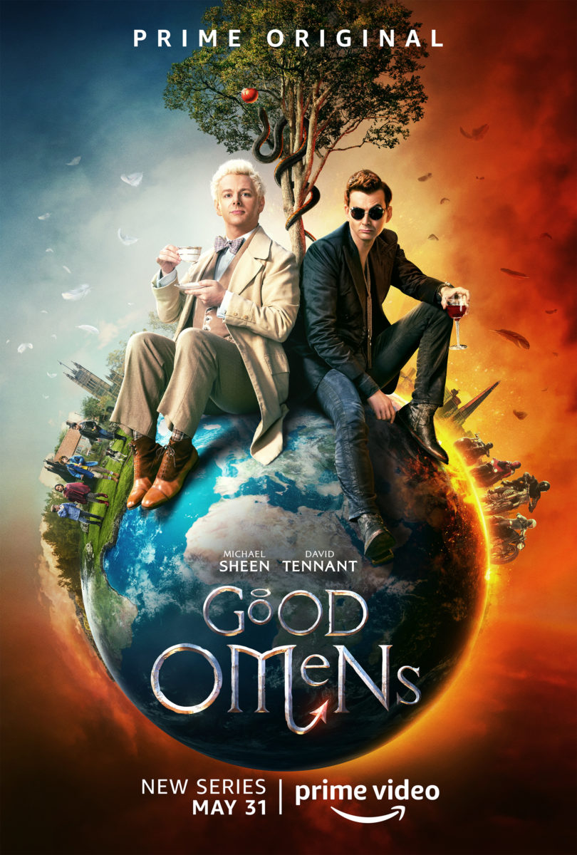 Good Omens, ecco quando sarà online la serie su Amazon Prime Video