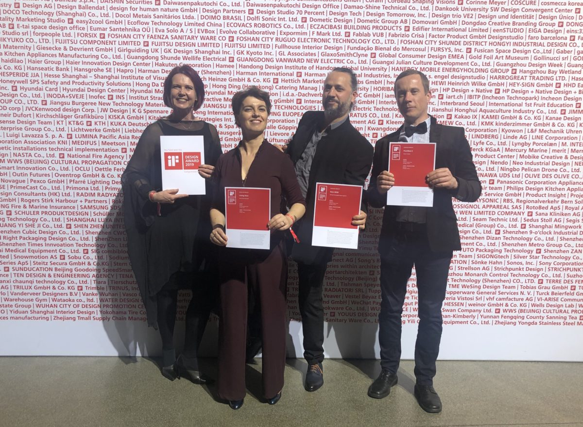 BTicino Living Now e Legrand Keor Mod vincono l'iF DESIGN AWARD 2019 nella categoria Building Technology