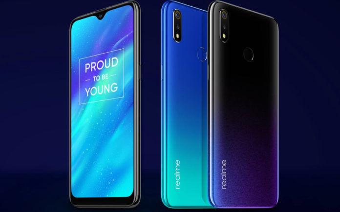Realme arriva in Italia e presenta il suo nuovo flagship smartphone: realme 3 Pro