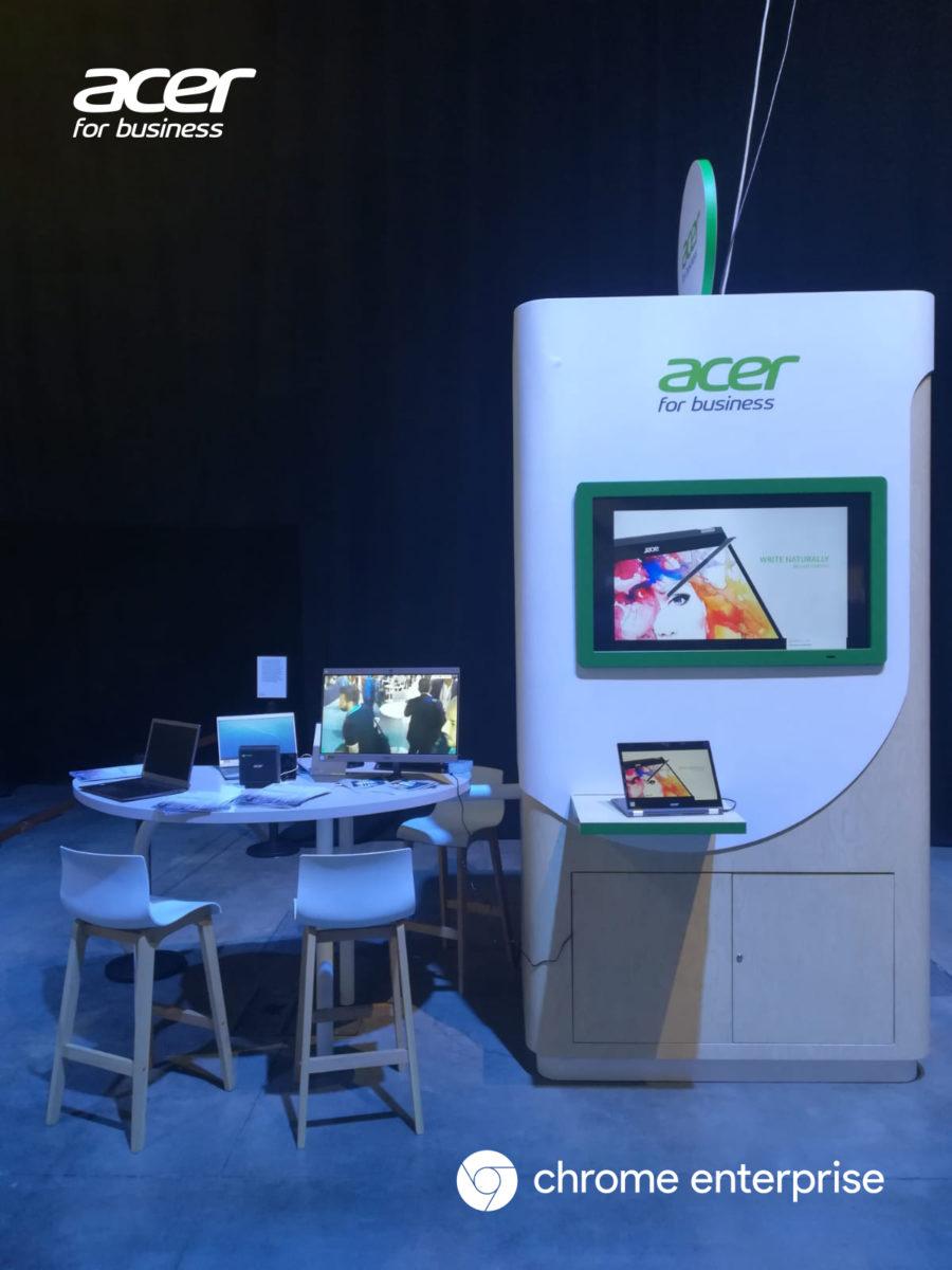 Acer annuncia la propria partecipazione al Google Cloud Summit 2019