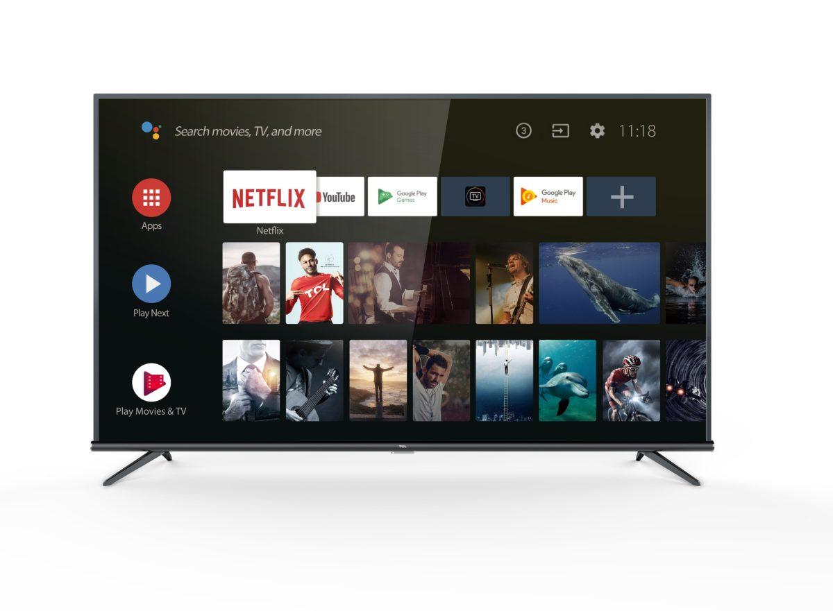TCL presenta 3 nuove serie di Android TV