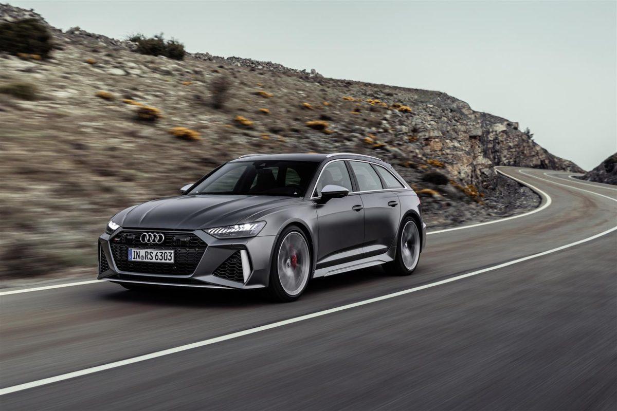 Nuova Audi RS 6 Avant: la quarta generazione dell'icona RS