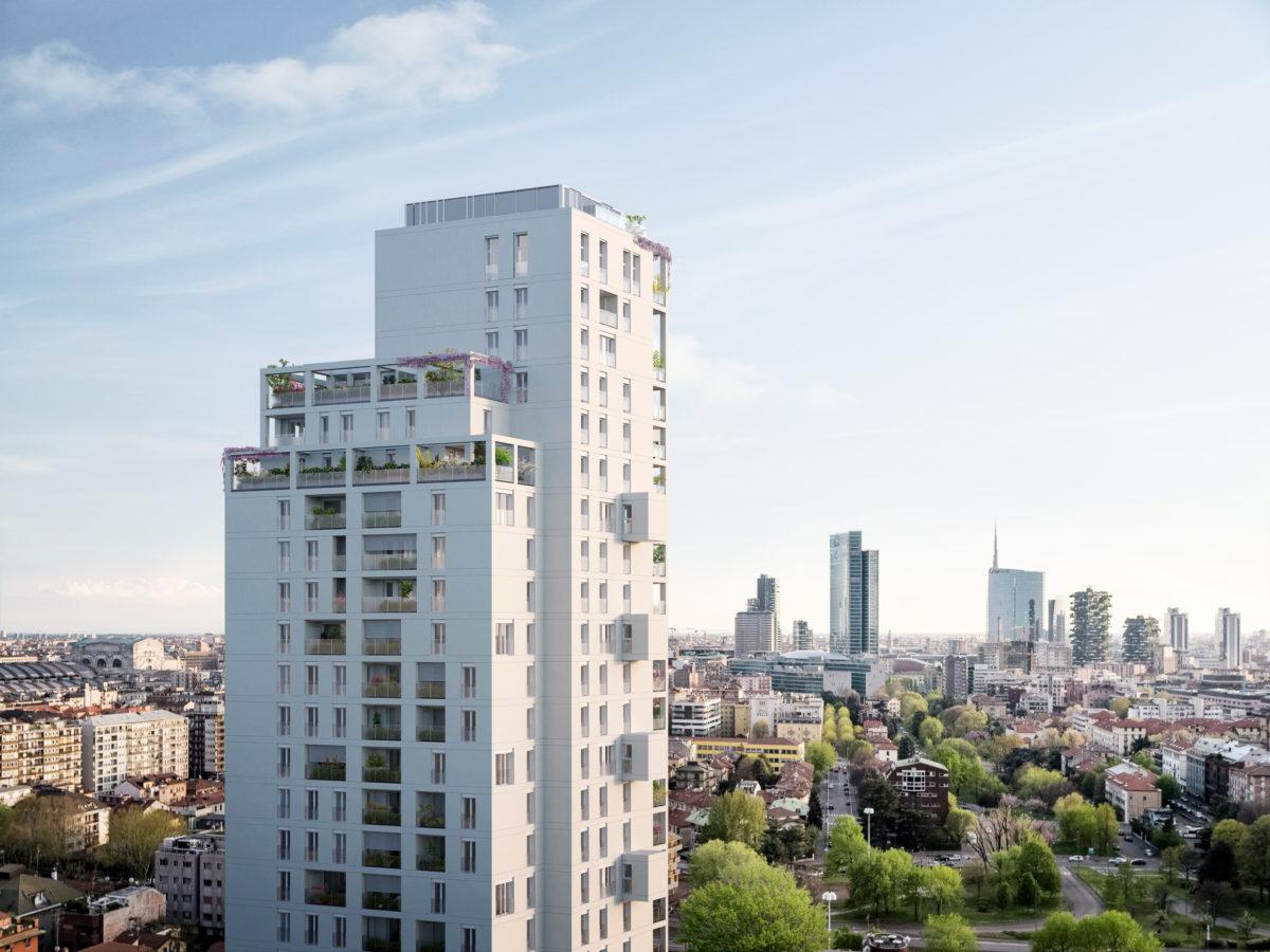 La domotica MyHOME_Up BTicino integra Amazon Alexa nei 105 appartamenti di Torre Milano