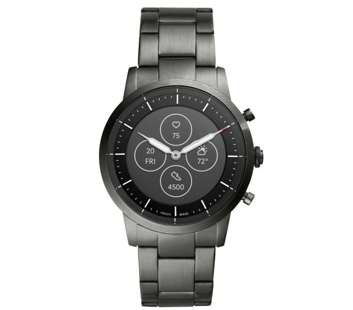 Arriva Fossil Hybrid HR l'orologio dall'anima smart