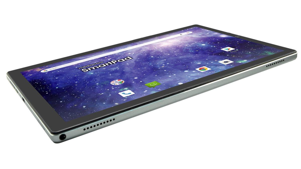 Prestazioni elevate e stile raffinato per il nuovo SmartPad 10 Azimut