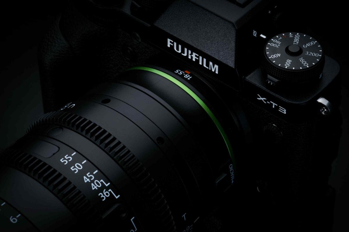 FUJIFILM X-T3 più performante con l'arrivo di nuovi aggiornamenti firmware