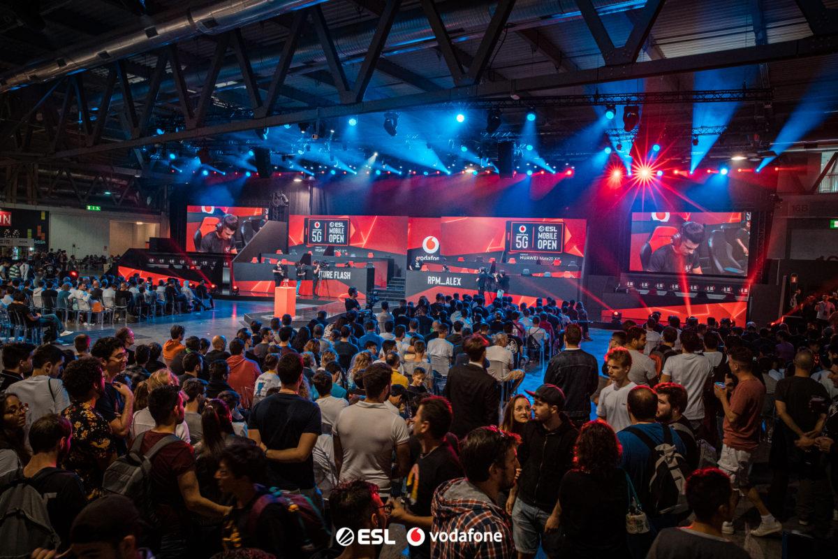 Esl Vodafone Championship torna anche nel 2020!