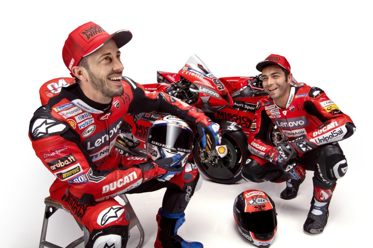 Motorola Partner ufficiale di Ducati Corse
